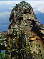 Bayon Temple Stone Faces 3