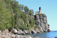 Split rock lighthouse in MN