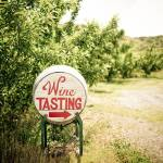 """""""Wine Tasting in the Orchard"""" by KellieOBrienEscapes"""