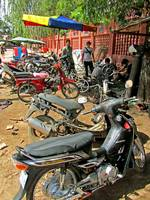 Cambodian Motorcycle Workshop 1