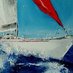 """Cowes Regatta"" by JeanGDayton"