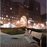 """Looking at Rowes Wharf"" by donaldjin"