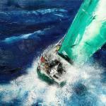 """""""Ocean Racing"""" by JeanGDayton"""