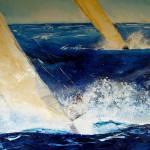 """Stormy Seas"" by JeanGDayton"