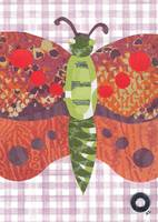 Woodland Creature Butterfly
