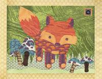 Woodland Creature Fox