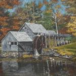 """""""Mabry Mill"""" by tgministry"""