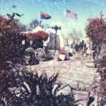 """""""Courtyard Salute"""" by JoanneNetland"""