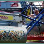 """Bondville Fair Scrambler"" by visualcontact"