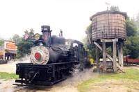Roaring Camp & Big Trees No. 7