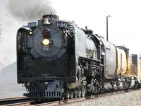 Union Pacific 844 at Stockton, CA