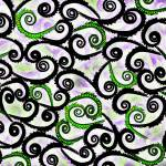 """Frond Pattern"" by MaryDolan"