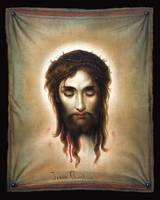 Veronica's Handerkerchief (Image of Christ)