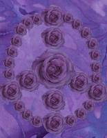 Purple Rose of Peace