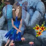 """Serena le Bleu"" by SeaAngel"