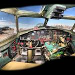 """B-17 Front Office"" by Fight2FlyPhoto"