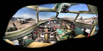 B-17 Front Office