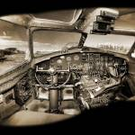 """B-17 Front Office - Classic"" by Fight2FlyPhoto"
