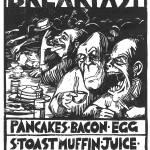 """""""Breakfast!"""" by Room909"""