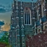 """""""Castle-Duke University, Durham"""" by Barjay"""