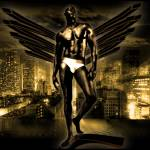 """Djimon-Hounsou_Black-Nile_001"" by photoshopflair"