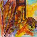 """mother and child"" by americo"