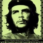 """Che-Guevara_Silence_001"" by photoshopflair"