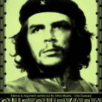 Che-Guevara_Silence_001 Art Prints & Posters by China Rivera