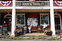 Sally at The Brick Store - Bath, New Hampshire