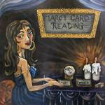 """Tia The Tarot Card Reader"" by solamar7"