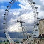 """The London Eye"" by awkwardturtlephotography"