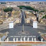 """View from Top of St. Peter"