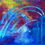 """SnowBirds"" by artbyclaire"