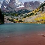 """Maroon Bells."" by mellow"