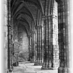 """""""Holyrood Abbey Ruins"""" by IanGMclean"""