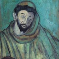 Saint Francis of Asissi  - San Francesco d'Assisi Art Prints & Posters by Mario Zampedroni