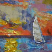"""Sailboat"" by creese"