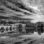 """The River Orb at Beziers"" by ImageArt-Photography"