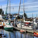 """Port Townsend Marina Two"" by gopnw"
