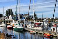 Port Townsend Marina Two