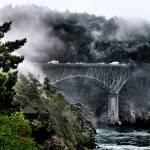 """""""Fog Bridge 2011 04"""" by gopnw"""