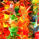 """A Thousand Paper Cranes"" by SF_Lilith"