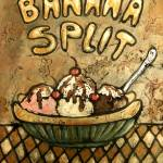 """Banana Split!"" by solamar7"