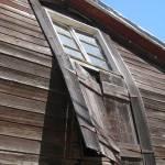 """Collapsing Barn"" by WuziCat"
