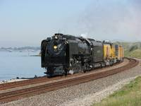 Union Pacific 844 at San Pablo Bay