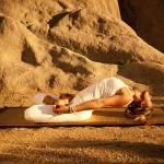 """""""Yoga Padma Matsyasana"""" by ElenaRay"""