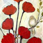 """""""Under the Poppies No 2"""" by JENLO"""