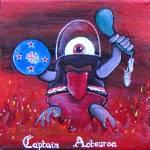 """Captain Aotearoa"" by shinetheartist"