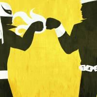Power-Mod & Iron-Fistbump by RoganJosh