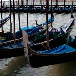 """Venice Gondolas"" by WilshireImages"